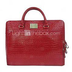 ff75395a9ef80   20.70  Damen Taschen PU Laptop Tasche für Einkauf Normal Formal Büro    Karriere Ganzjährig Gold Schwarz