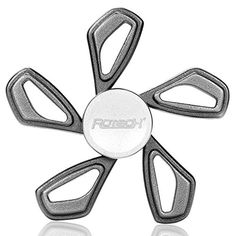 Rotibox EDC Hands Spinner Fidget Toy Durable Metal with High Smooth Speed Ceramic Bearing Spins for 3-5mins. #fidgetspinnersedc #rotibox #handspinnerfidget #durablemetal