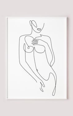 Woman body sketch line art, Picasso one line drawing print, Printable naked figure wall art, Bedroom wall decor, Erotic artwork Source by sketch Body Sketches, Drawing Sketches, Art Drawings, Human Figure Drawing, Figure Sketching, Woman Body Sketch, Black And White Art Drawing, Picasso Sketches, Line Sketch