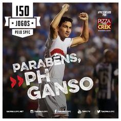 06.05.2015 - Paulo Henrique Ganso completa 150 jogos com a camisa do Tricolor