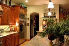 Unique Kitchen Decorating Ideas for Christmas