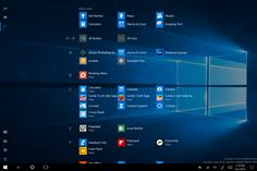 Microsoft releases new Windows 10 preview for PCs with Windows Ink, updated Start menu, Cortana improvements