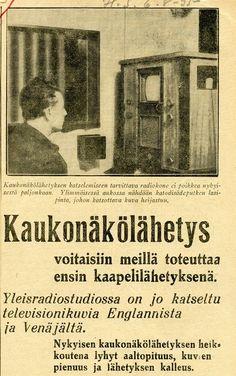 1935 vuoden visioita.