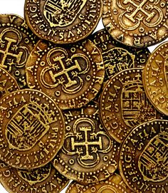 Gold Doubloons...