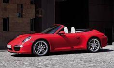 #Porsche #911Cabrio. Prestante, confortevole e tecnologica, frutto del lavoro dell'ingegneria tedesca.