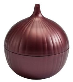 Hutzler Onion Saver, Red