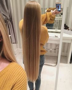 We Love Rapunzel Hair Long Dark Hair, Long Natural Hair, Silky Smooth Hair, Hollywood Hair, Rapunzel Hair, Really Long Hair, Hair Trim, Beautiful Long Hair, Hair Lengths