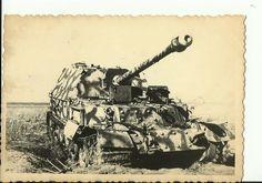 FOTO WK2 WW2 PANZER FERDINAND ELEFANT TANK 467 | eBay