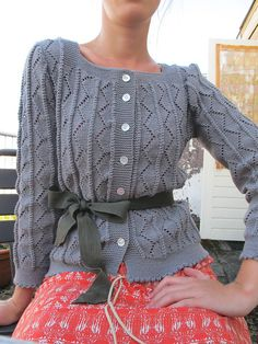 Ravelry: Thorn pattern by Kim Hargreaves