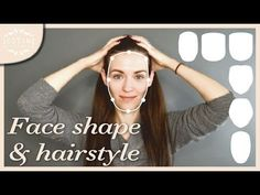 Good hairstyles for your face shape & how to determine your shape | Just...
