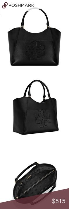 52a3d2a76ce0 ❌SOLD❌ 👜💕Tory Burch Bombe T-Tote Bag NWT Boutique