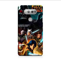 Star Wars Rebels Disney Game LG V20 3D Case