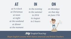 A preposition is a word that connects a noun, pronoun, or noun phrase to some other parts of sentences. Prepositions can be confusing and difficult for English learners, because there is no definite rule or formula for choosing the right preposition! English Class, English Lessons, English Grammar, Learn English, Esl Learning, Teaching, Australian English, Prepositional Phrases, English Language Learning