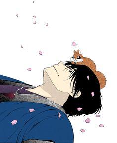 Akatsuki no Yona / Yona of the dawn anime and manga    Hak thunder beast