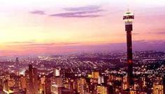 Egoli - Jo'burg - City of gold.