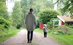Ravelry: Fall coat / Høstjakke by Anna & Heidi Pickles