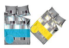 Pościel satyna bawełniana FOR MEN 160x200 to cudowna pościel produkowana przez polską firmę Greno z naturalnych materiałów - w 100% bawełna o splocie satynowym.