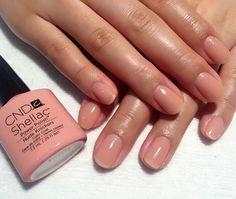 Nude Knickers @cndworld #cnd #cndshellac #gel #gelnails #gelpolish #gelmanicure #manicure #nail #nails #nailart #naildesign #spa #llumierbeauty #llumierwellness #nude #healthy #life @llumier_wellness @nailpromagazine @nailsmagazine
