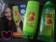 BzzAgent Campaign: Garnier Fructis Sleek & Shine