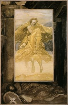 The Mabinogion, translated by Gwyn Jones and Thomas Jones, illustrated by Alan Lee.
