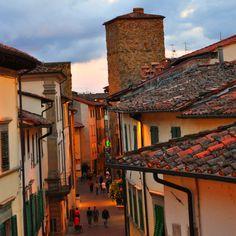 Sansepolcro Italy! I will hopefully go there in the near future!