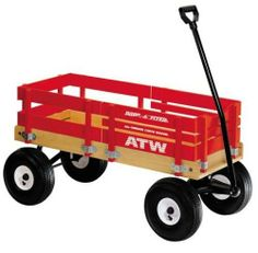 Radio Flyer All-Terrain Cargo Wagon http://www.amazon.com/dp/B00000K1VR/ref=cm_sw_r_pi_dp_anhmqb0DNNVE2 ...what Ash wants for his bday! @Jordan Miklos ;)