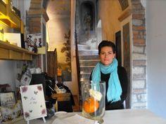 "Young Europeans Startup ""What's Your Story"" Campaign Lucia Rossi | La Locanda del Borgo | Italy"