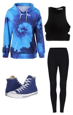 """Untitled #386"" by austynh on Polyvore featuring Converse and T By Alexander Wang"