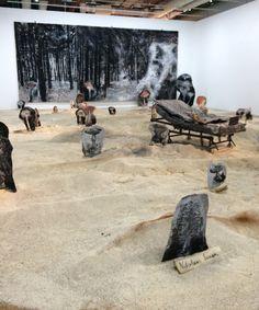 Rétrospective Anselm Kiefer au Centre Pompidou: l'interview du maître   Numéro Magazine