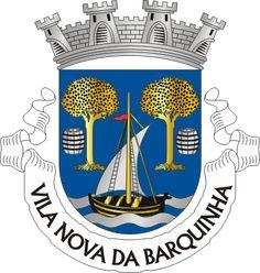 Brasão de Vila Nova da Barquinha