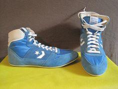 7ccd2e793b2e Vtg. Cliff Keen Dominator Converse Wrestling Shoe s