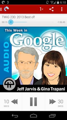 Our top Podcast apps for Android - http://www.aivanet.com/2013/12/our-top-podcast-apps-for-android/