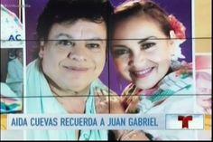 Entrevista Exclusiva de la cantante Aida Cuevas que habla sobre su gran amistad con Juan Gabriel