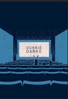 Donnie Darko (2001).                                                                                                                                                                                 More Descubra 25 Filmes que Mudaram a História do Cinema no E-Book Gratuito em http://mundodecinema.com/melhores-filmes-cinema/