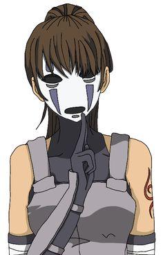 Naruto Oc Characters, Dnd Characters, Anbu Mask, Silver Masquerade Mask, Ninja Outfit, Kitsune Mask, Black Ops, Best Cosplay, Naruto Shippuden