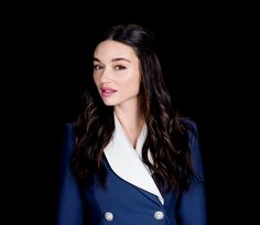 Crystal Reed for Build AOL.