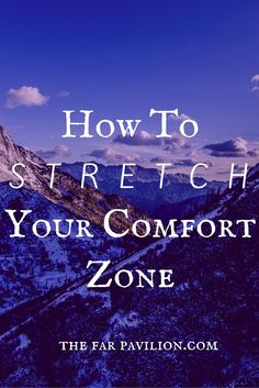 How to Stretch Your Comfort Zone- Anjuli Johnson mixed media art- overcome your fear