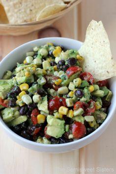 The Best Avocado Dip