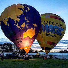 Hot Air Balloon, Balloons, Globes, Hot Air Balloons, Balloon, Air Balloon