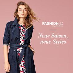 Fashion ID kennt die neuen Trends! #fashionid #trends