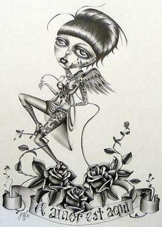 Marie Larkin art (2)