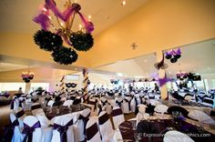 Quinceanera, but equally gorgeous for a wedding. Photo by Expressive Photographics.