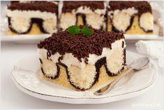 best=Ciasto poranna rosa I Love Bake DIY PROM Appetizer Recipes, Appetizers, Food Cakes, Tiramisu, Cake Recipes, Sweets, Ethnic Recipes, Cassie, Products