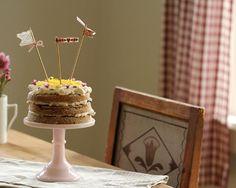 Original Photograph: Happiness Cake