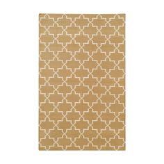 Camel Brooke Cotton Carpet
