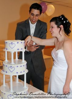 Wedding Cake! #wedding #bride #groom #marriage #love #happy #happiness #joy #life #new #husband #wife #Reception #soulmate #balloon #cake #cutting #smile #photography #photographer #pictures #picture #photos #photo #dream #passion #hope #love #career #cannon #Camera #business