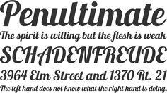 Free font - Lobster