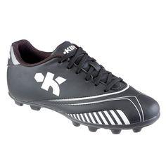 7988708da Chaussure football enfant terrains secs Agility 300 FG noir blanc KIPSTA