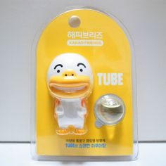 Kakao Talk Friends Cute Character Ver.2 Car Vehicle Vent Clip Air Freshener Tube #LGHouseholdHealthCareLtd