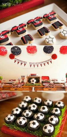 Great for a Soccer Party!